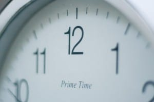 Tiempo de inactividad