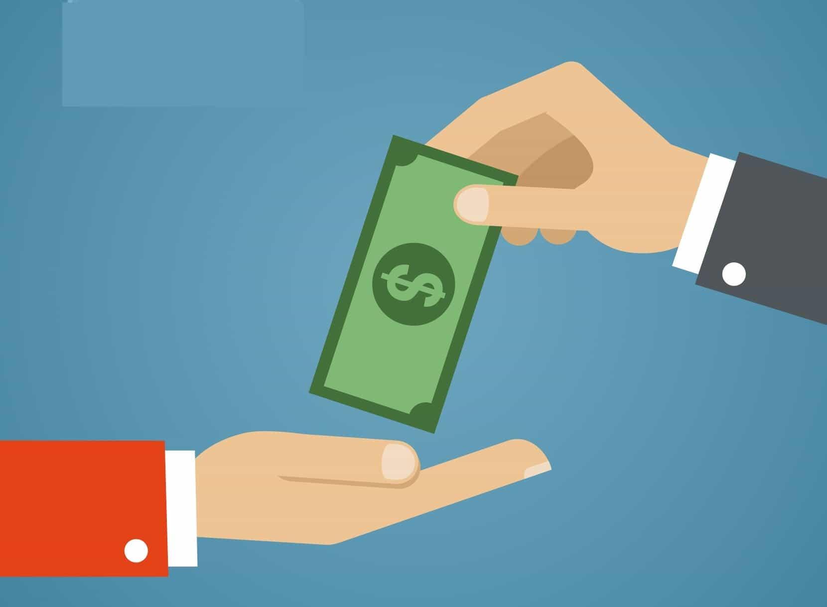 Devolucion del dinero de finanzas forex