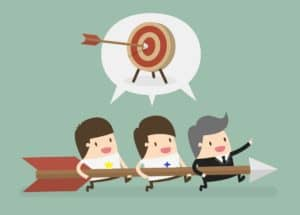 Definir objetivos financieros